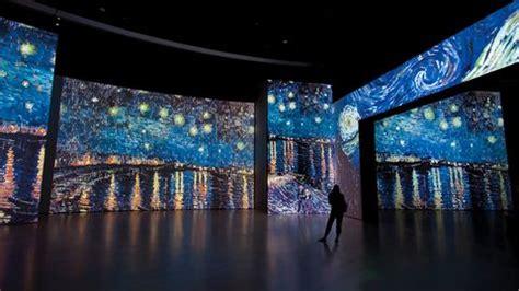 Van Gogh Alive The Experience llega a Madrid   Van Gogh ...