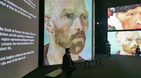 Van Gogh Alive, una experiencia única: Víctor Fuentes ...