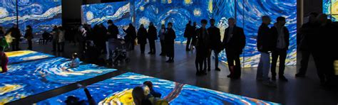 Van Gogh Alive   Welcome to Grande Exhibitions