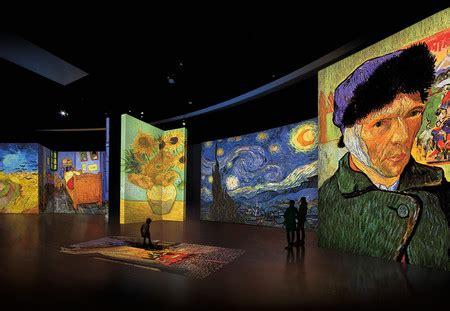 Van Gogh Life llega a Madrid, sus obras como nunca antes ...