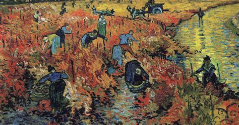 Van Gogh Only Sold One Painting   The Best History ...