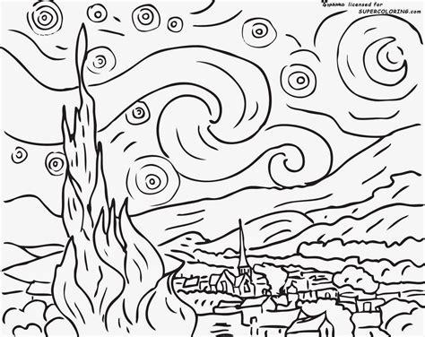Van Gogh para niños. Vídeos, dibujos para colorear ...