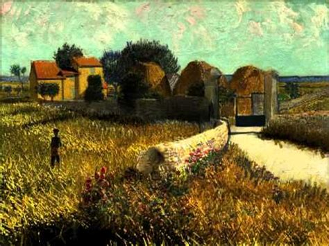 Van Gogh s paintings masterpieces come to life   YouTube