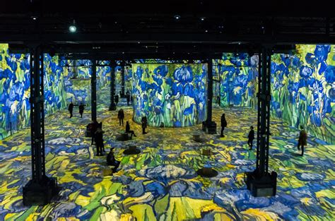 Van Gogh s work brought to life in new exhibition
