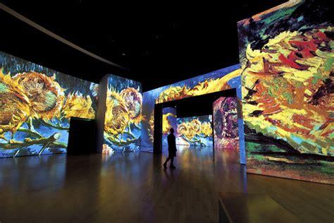 Van Gogh, Una Exposición Multimedia en el Círculo de ...