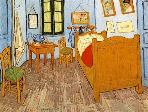 VAN GOGH, Vincent: La chambre de Van Gogh a Arles  Van ...