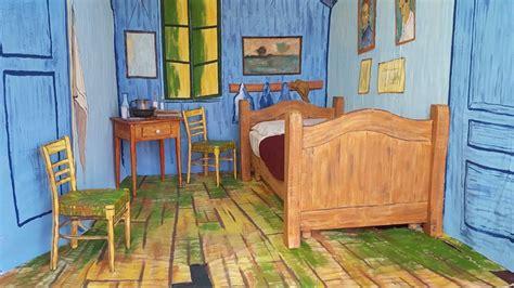 """Van Gogh's """"Bedroom in Arles"""" – Salida Art Walk"""