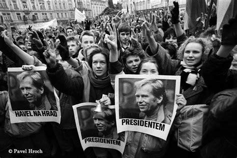 variacion XXI   Praga, la Revolución de Terciopelo. 1989 ...