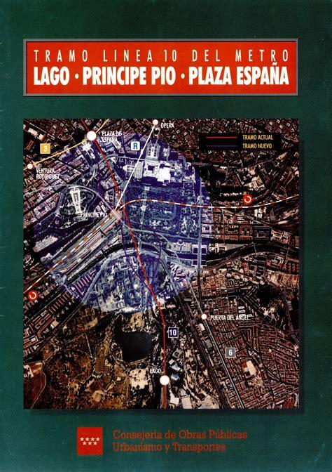 Variante de la Línea 10 de Metro de Madrid   Comunidad de ...