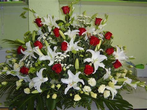 Vascoflor: Centro de flores para funeral