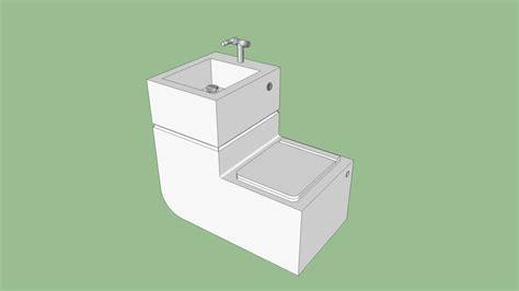 Vaso sanitário W+W Roca | 3D Warehouse