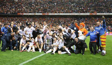 VCF | El Valencia cumple una década de su último título ...