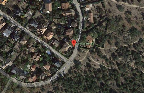 Ve a google maps y pon.... +Pablo iglesias +Chalet ...