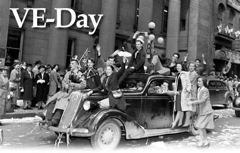 VE Day | Just One Bad Century