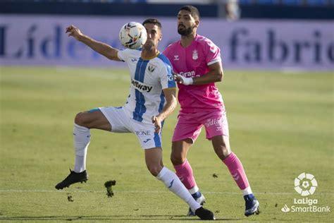Vea el resumen del partido contra el CD Leganés  1 0 ...