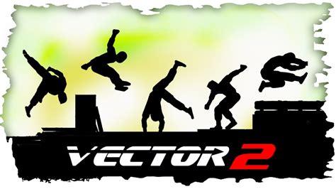 Vector 2   PARKOUR GAMES   YouTube