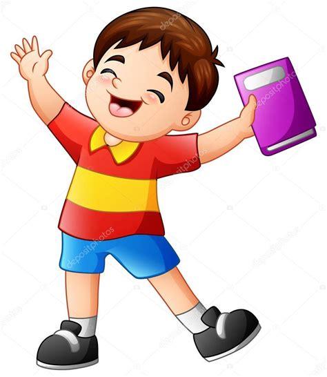 Vector: animados de los niños | Ilustración Vector Niño ...
