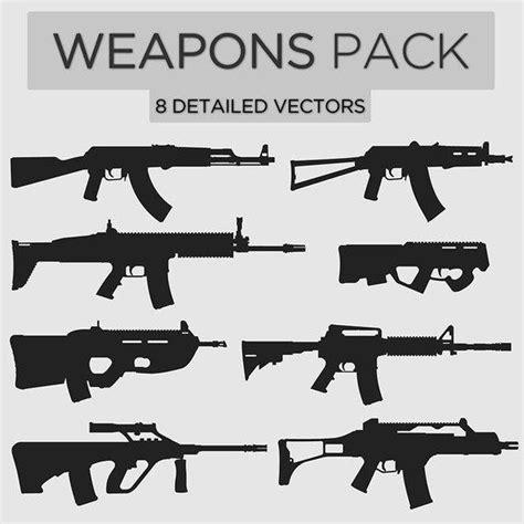Vector Armas Paquete   Descargar vector