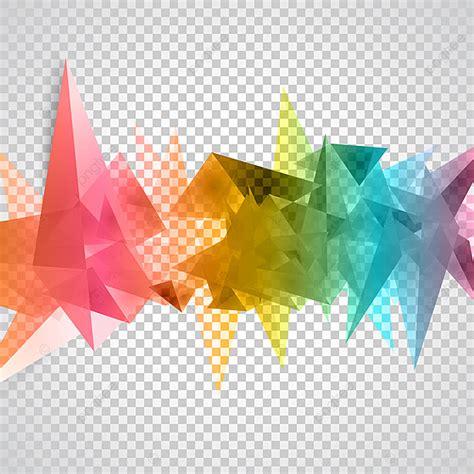 Vector Illustration Geometric Flyer Or Banner Design 3d ...