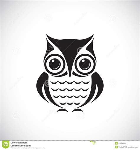 Vector Images Of Owl Stock Vector   Image: 43274333