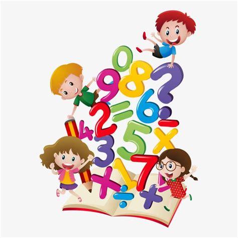 Vector Mathematics Textbook, Child, Kindergarten ...
