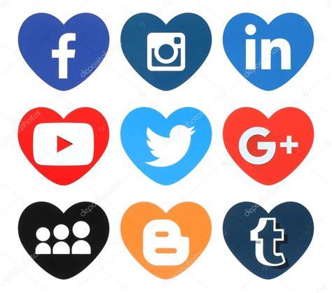 Vector: redes sociales 2016 | Colección de logos de redes ...
