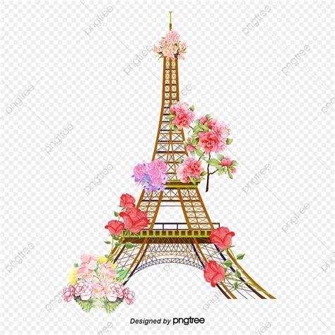 Vector Torre Eiffel, Torre Eiffel, Patrón De París ...