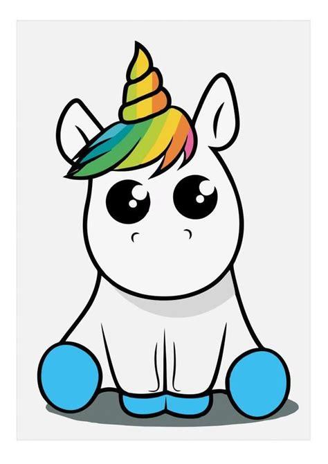 vector unicornio en PDF en 2020 | Dibujos de unicornios ...