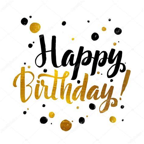 Vectores: cartel cumpleaños para imprimir | Feliz ...