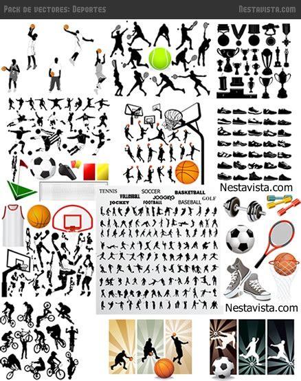 Vectores de Deportes  Descargar gratis    Nestavista