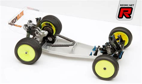 Vega Elite B4.1 2WD race conversion   Red RC   RC Car News