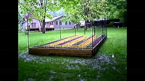 Vegetable garden fence design decorations ideas   YouTube