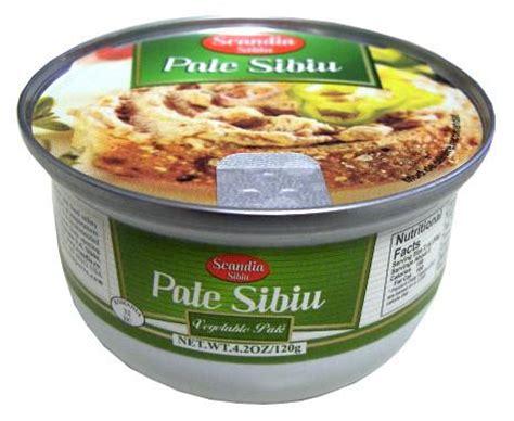 Vegetable Pate, Sibiu, Soy, 120g – Parthenon Foods