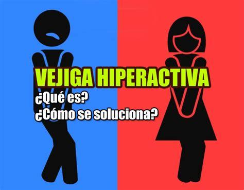 Vejiga hiperactiva en hombres y mujeres. Ejercicios para ...