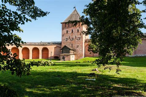 Veliky Novgorod Kremlin · Russia Travel Blog