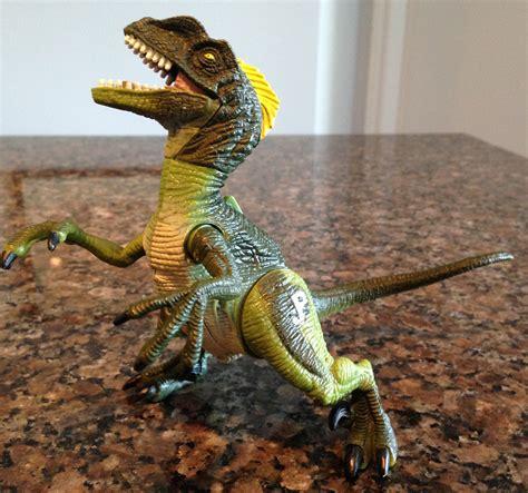 Velociraptor  Alpha   Jurassic Park: Dinosaurs by Hasbro ...