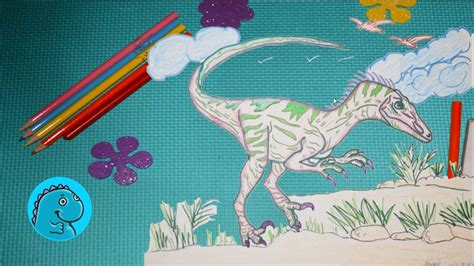 Velociraptor | Dinosaurios para niños   YouTube