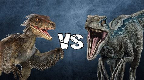 Velociraptor Fight: Real Life vs Jurassic World | SPORE ...