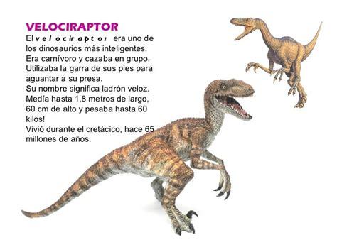 Velociraptor   La Webquest de los Dinosaurios