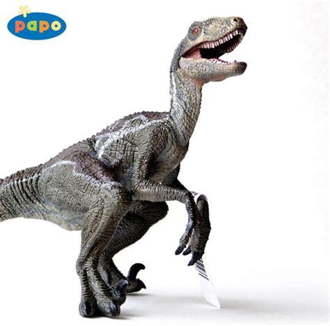 Velociraptor Papo Tipo Dinosaurios | Mercado Libre