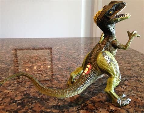 """Velociraptor """"Alpha""""  Jurassic Park: Dinosaurs by Hasbro ..."""