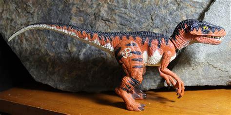 Velociraptor  The Lost World: Jurassic Park Series 1 by ...