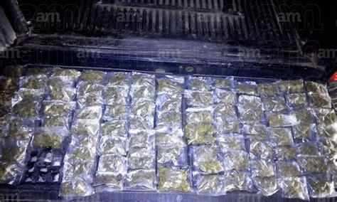 Ven a policías, corren y tiran mochila con dosis de drogas ...