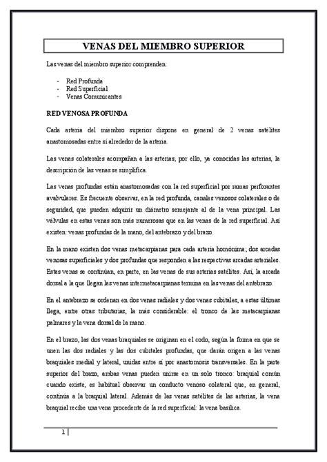 Venas del miembro superior   Tammy Núñez Castillo ...