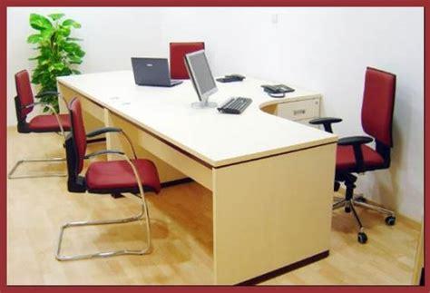 Vendo mesas oficina segunda mano + buck de cajones ...