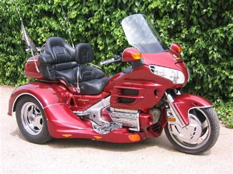 Vendo Triker Honda Goldwing 1800   Motos de Segunda Mano ...