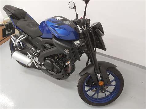 [Vendo] Yamaha MT 125 del 2019   3300km   3100€  Elche ...