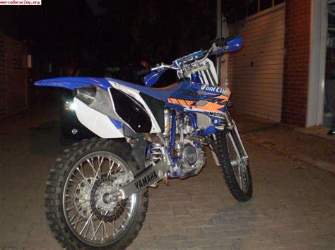 VENDO YAMAHA YZF 250 DE MOTOCROSS