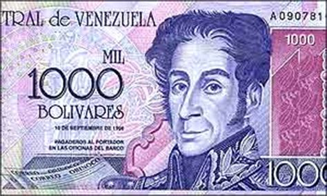 Venezuela Currency – The thing you must know about money ...