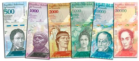 Venezuela: High Value Inflationary Denominations Replace ...
